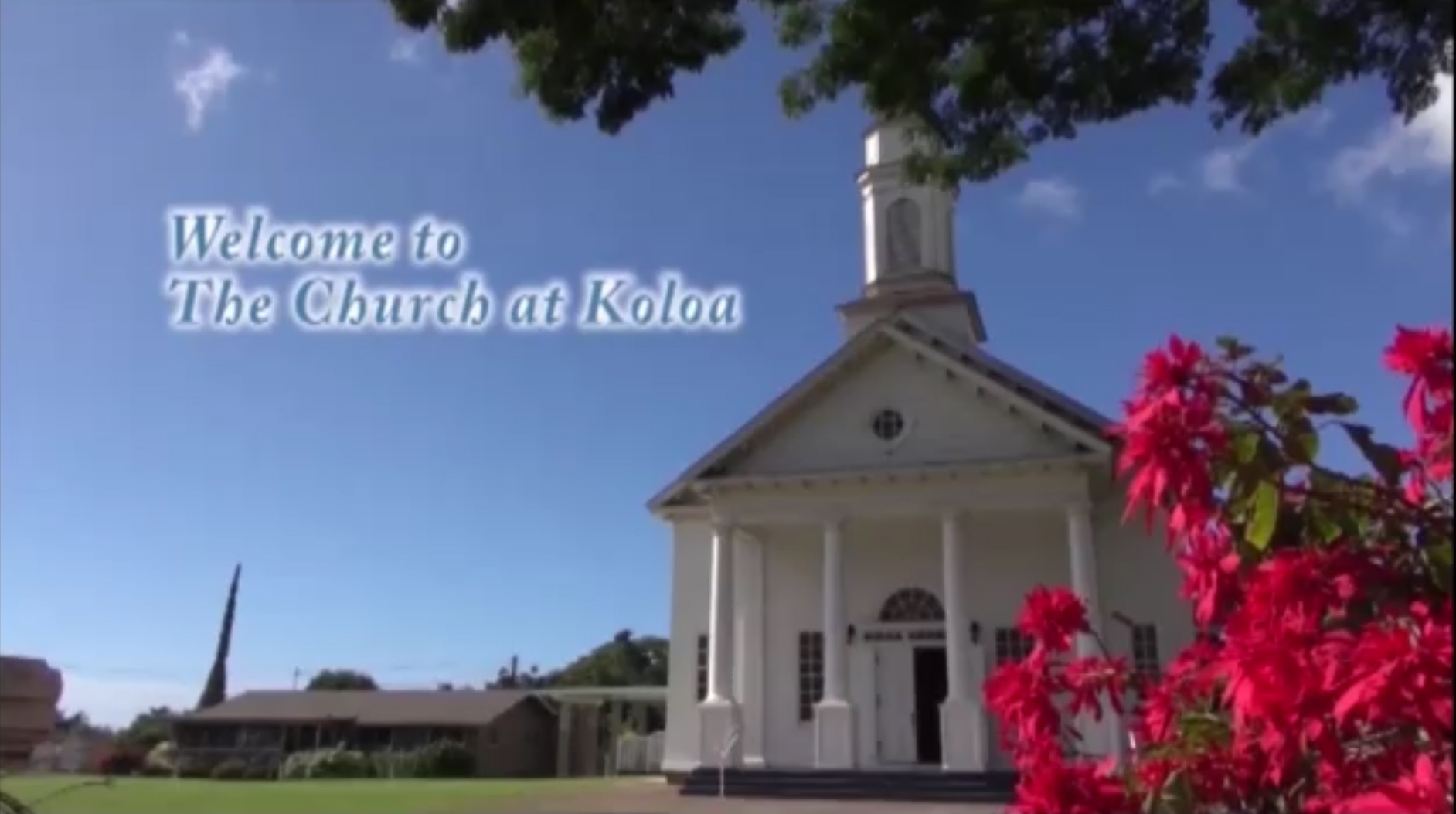 February 16, 2020 – The Church At Koloa