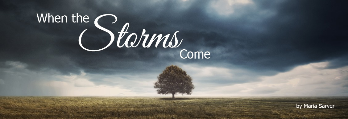 When The Storms Come by Maria Sarver - The Koloa Church
